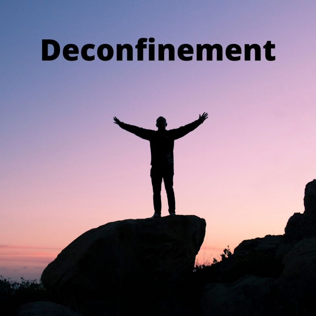 Deconfinement