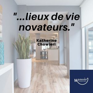 lieux de vie novateur Manoir Pierrefonds