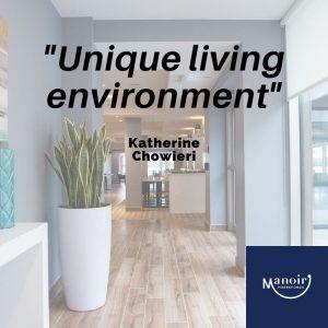 mp unique living environment